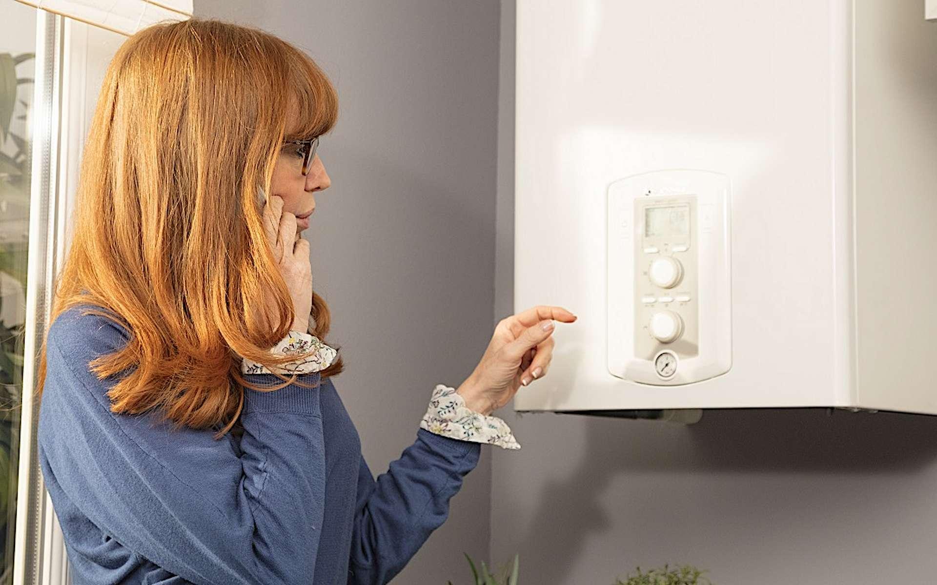 Savoir repérer les signes avant-coureurs d'une chaudière à gaz bientôt en panne. © Engie Home Services