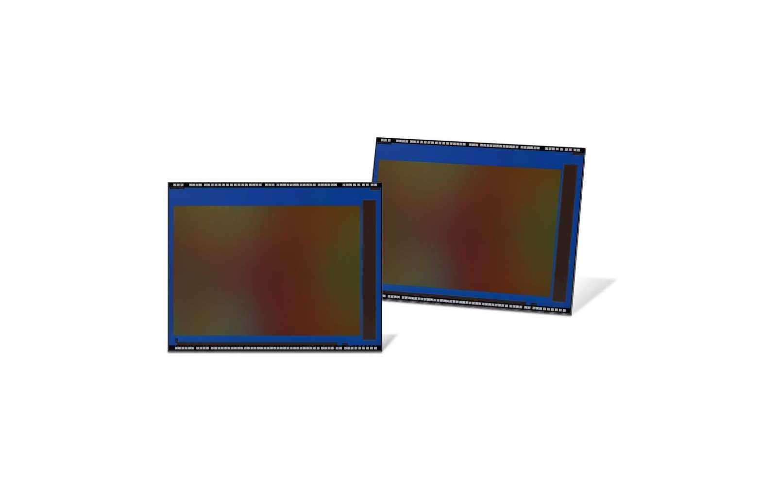 Ce nouveau capteur Samsung est un concentré de technologie, qu'il s'agisse des prises de vue en basse lumière ou pour la vidéo en 4K. © Samsung