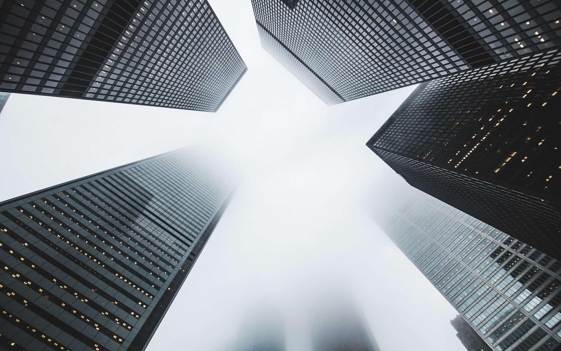 Cette batterie en ciment pourrait transformer les immeubles et routes en accumulateurs géants. © Free-Photos, Pixabay