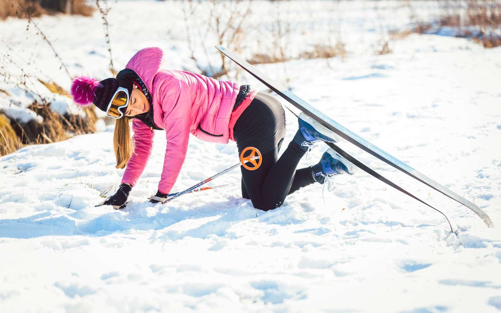 Comment éviter les blessures au ski ? © Kzenon, Fotolia