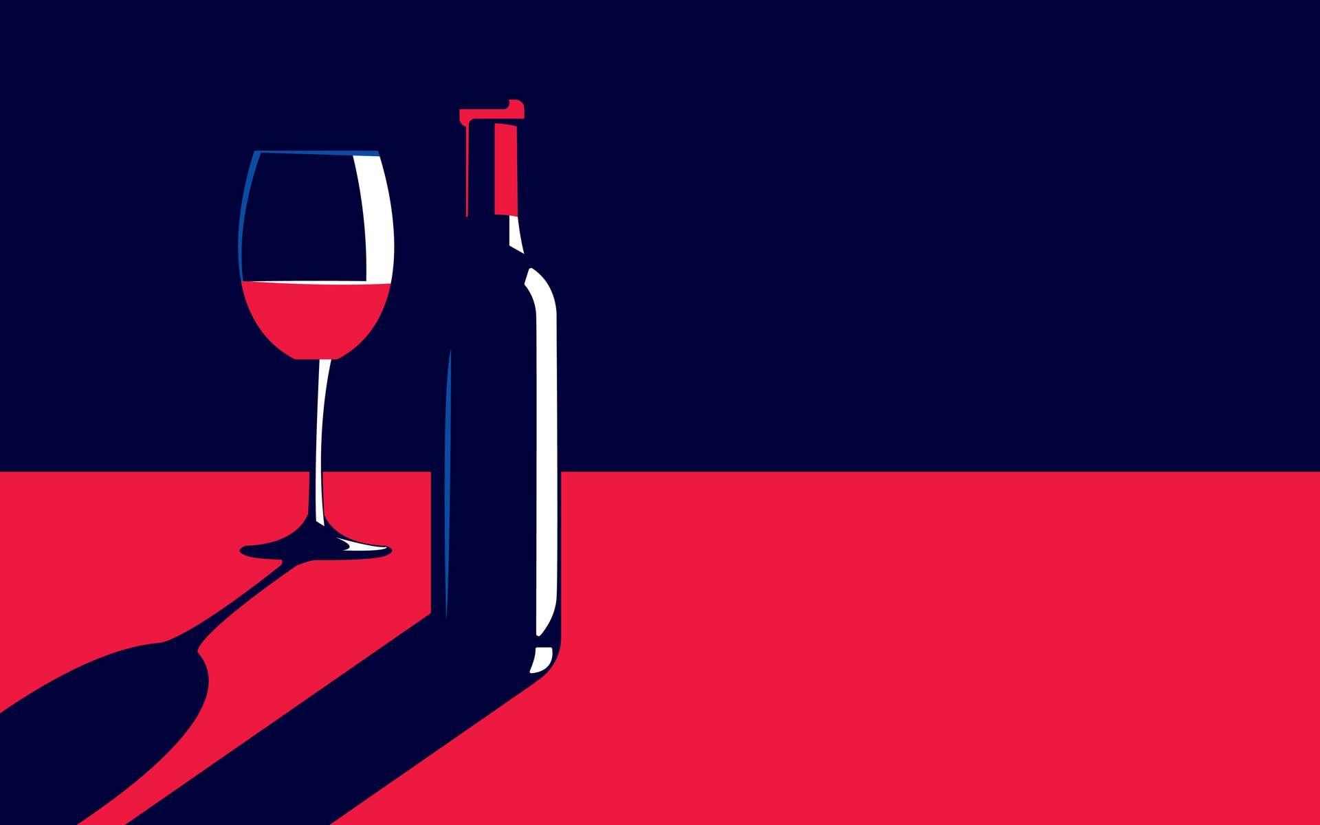 Le vin n'est pas un remède contre la Covid-19, bien au contraire. © CaptainMCity, Adobe Stock