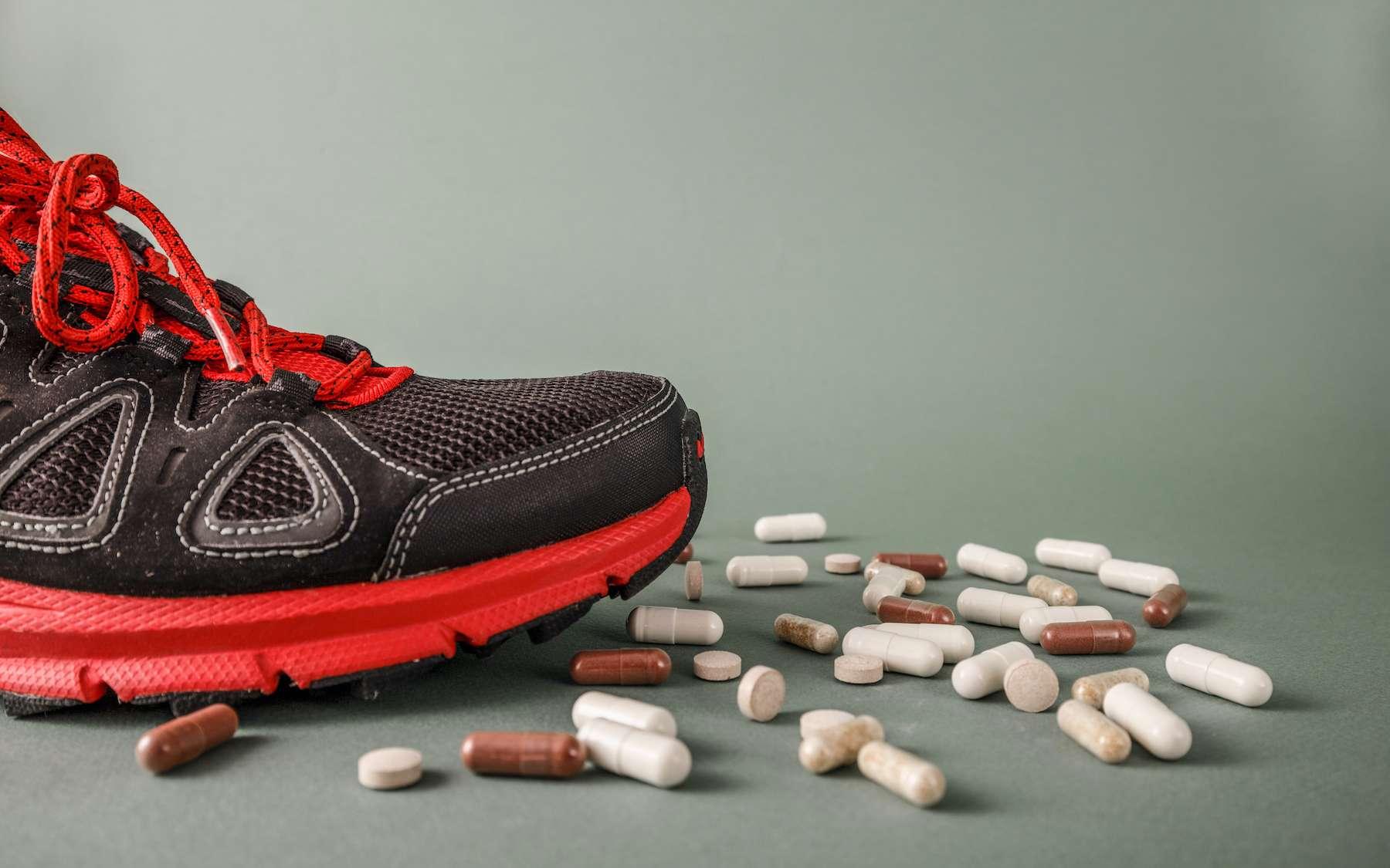 Certains médicaments annulent les bénéfices du sport. © zoommachine, Adobe Stock