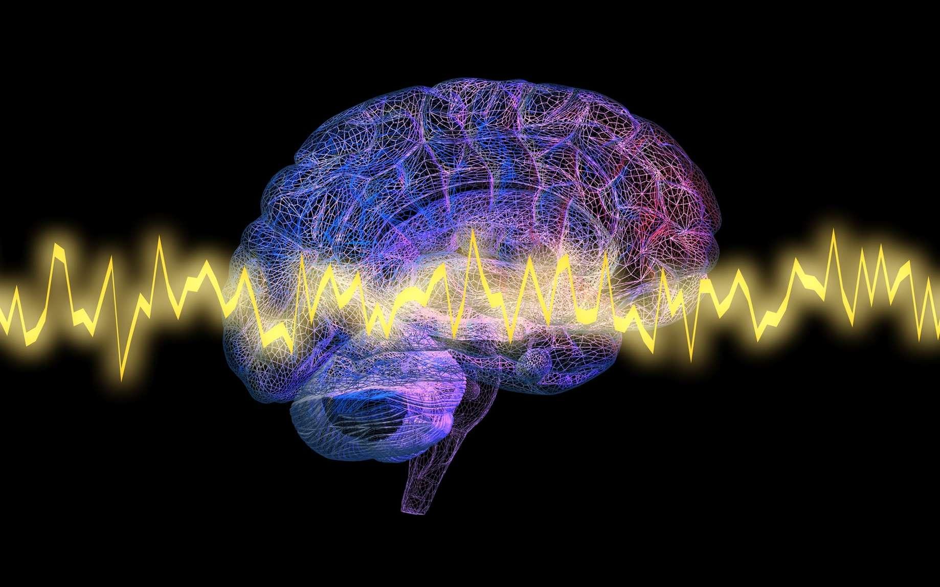 La transmission de pensées entre trois personnes est une première. © Vrx123, Fotolia