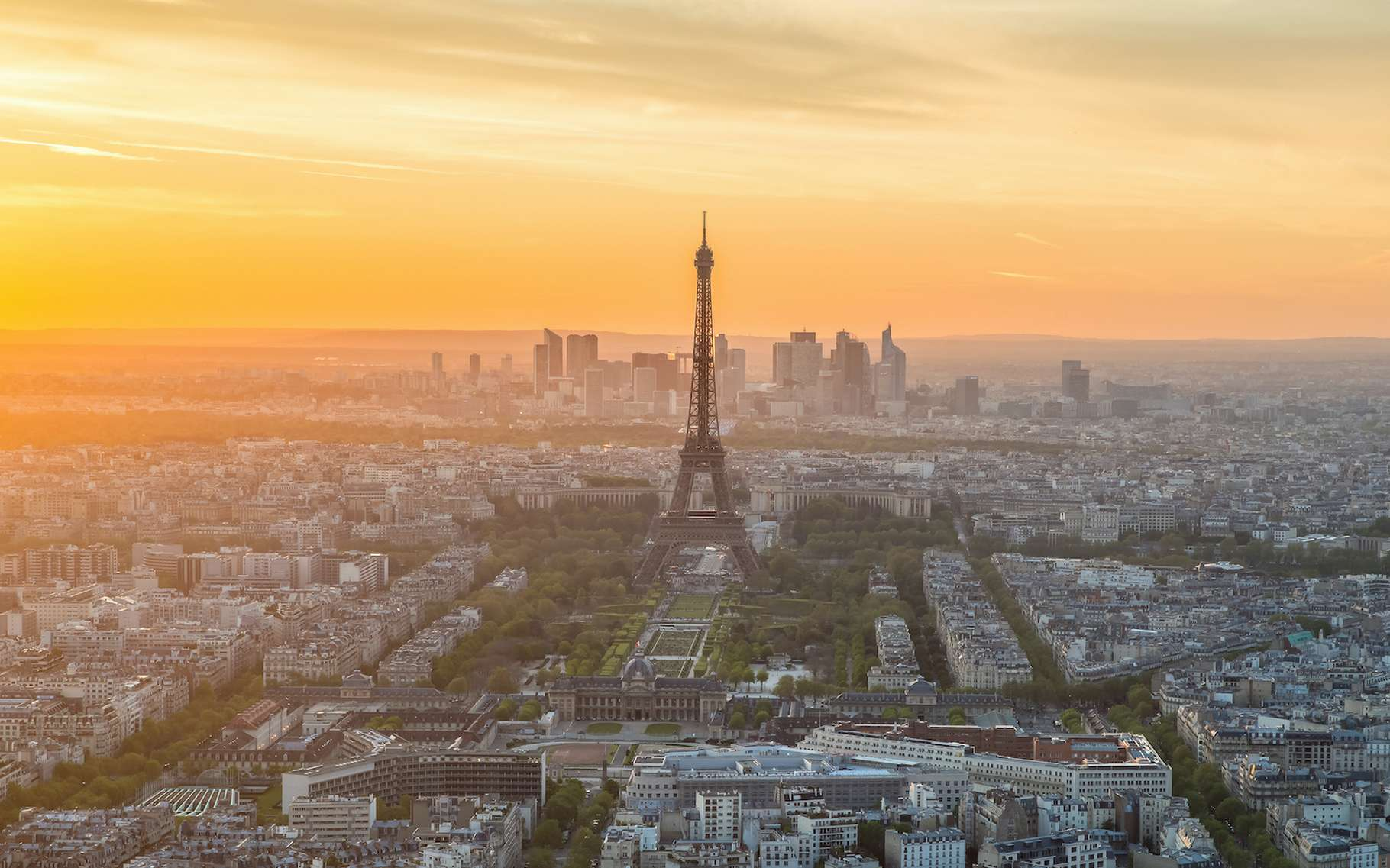 Le réchauffement climatique, ça se passe aussi en France. Chaque mois, Futura vous propose un point de la situation. © Urbanhearts, Adobe Stock