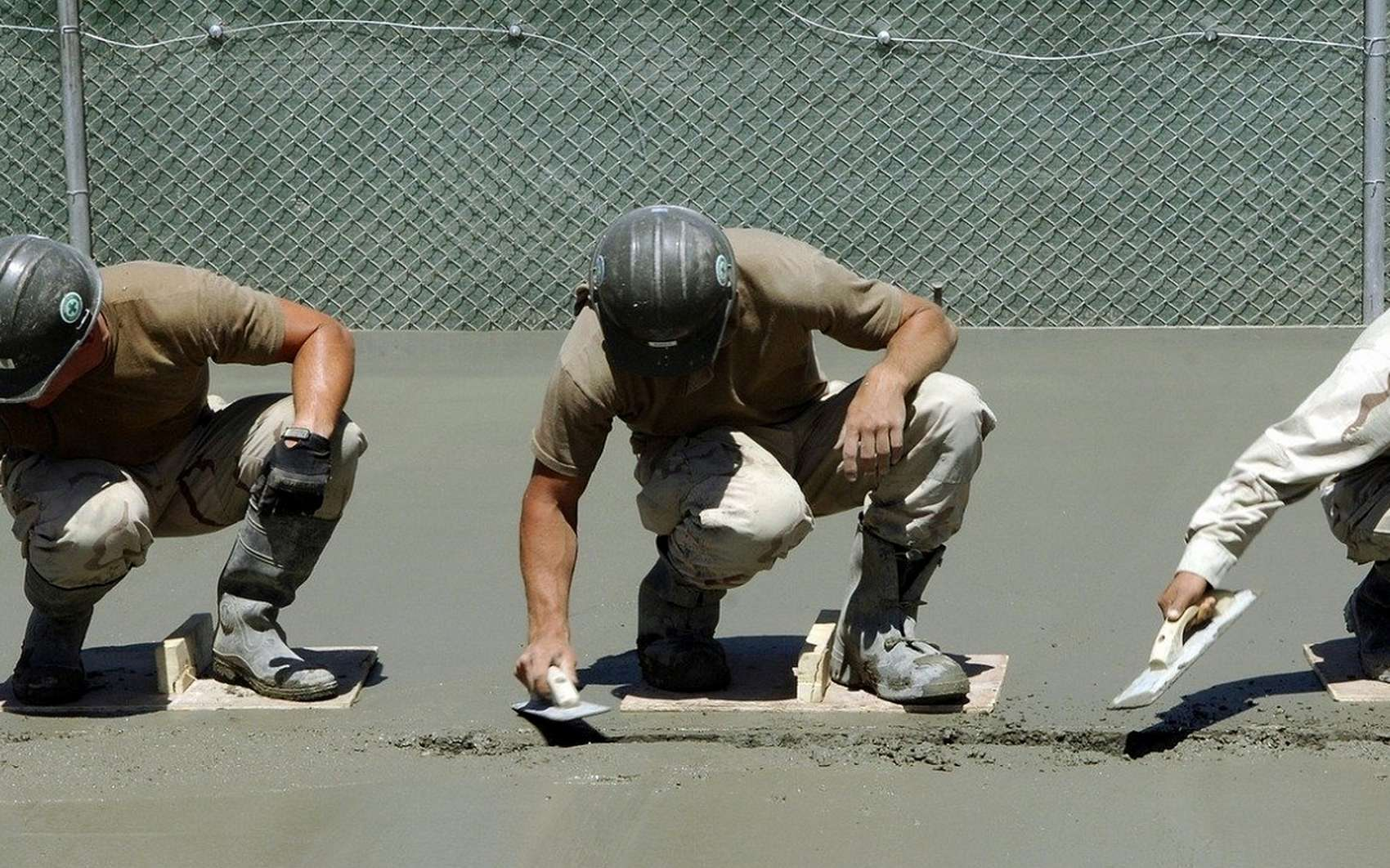 Le mortier est un mélange de sable, d'eau et d'un liant. © LubosHouska, Pixabay