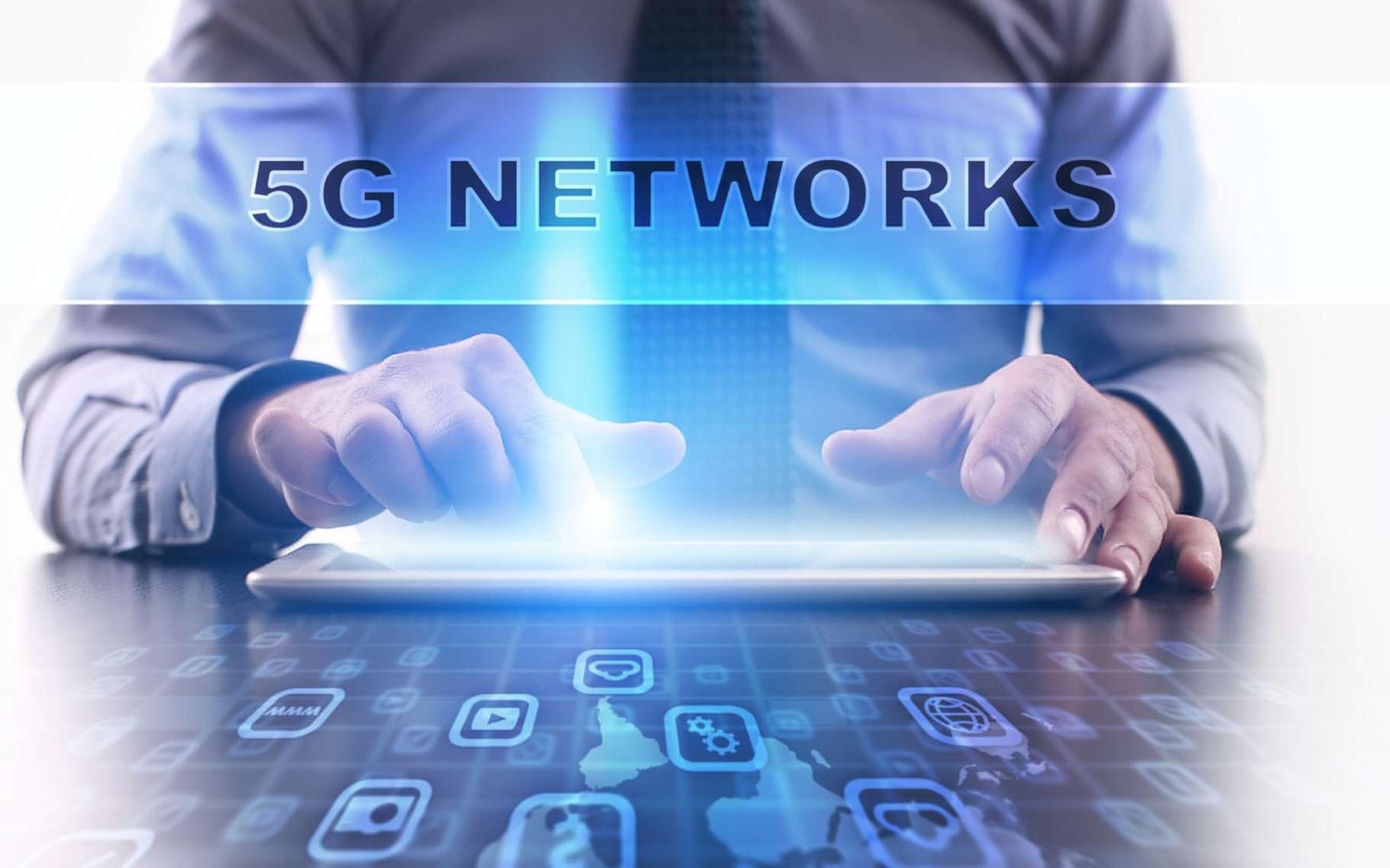 La 5G fait l'objet de nombreuses expérimentations de la part des opérateurs de téléphonie, des équipementiers et des fabricants de puces de communication. Pour le moment, aucune norme technique ne s'est encore imposée. © WrightStudio, Fotolia