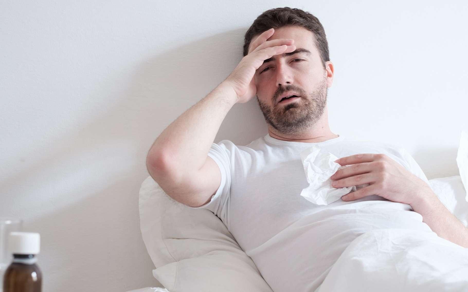 Hommes et femmes ne sont pas égaux face à certaines infections. © tommaso79, Shutterstock