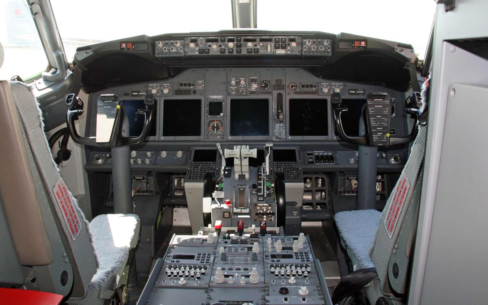 Pirater un avion de ligne à distance, c'est possible ? Le département de Sécurité intérieure des États-Unis a réalisé son expérimentation de piratage sur un Boeing 757 d'ancienne génération dont les systèmes avioniques ne bénéficient pas d'un haut niveau de sécurité. © Nicolas, Fotolia