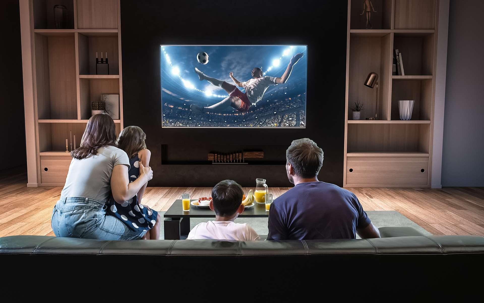 Quelle est la distance idéale pour une TV 50 pouces ? R - Futura