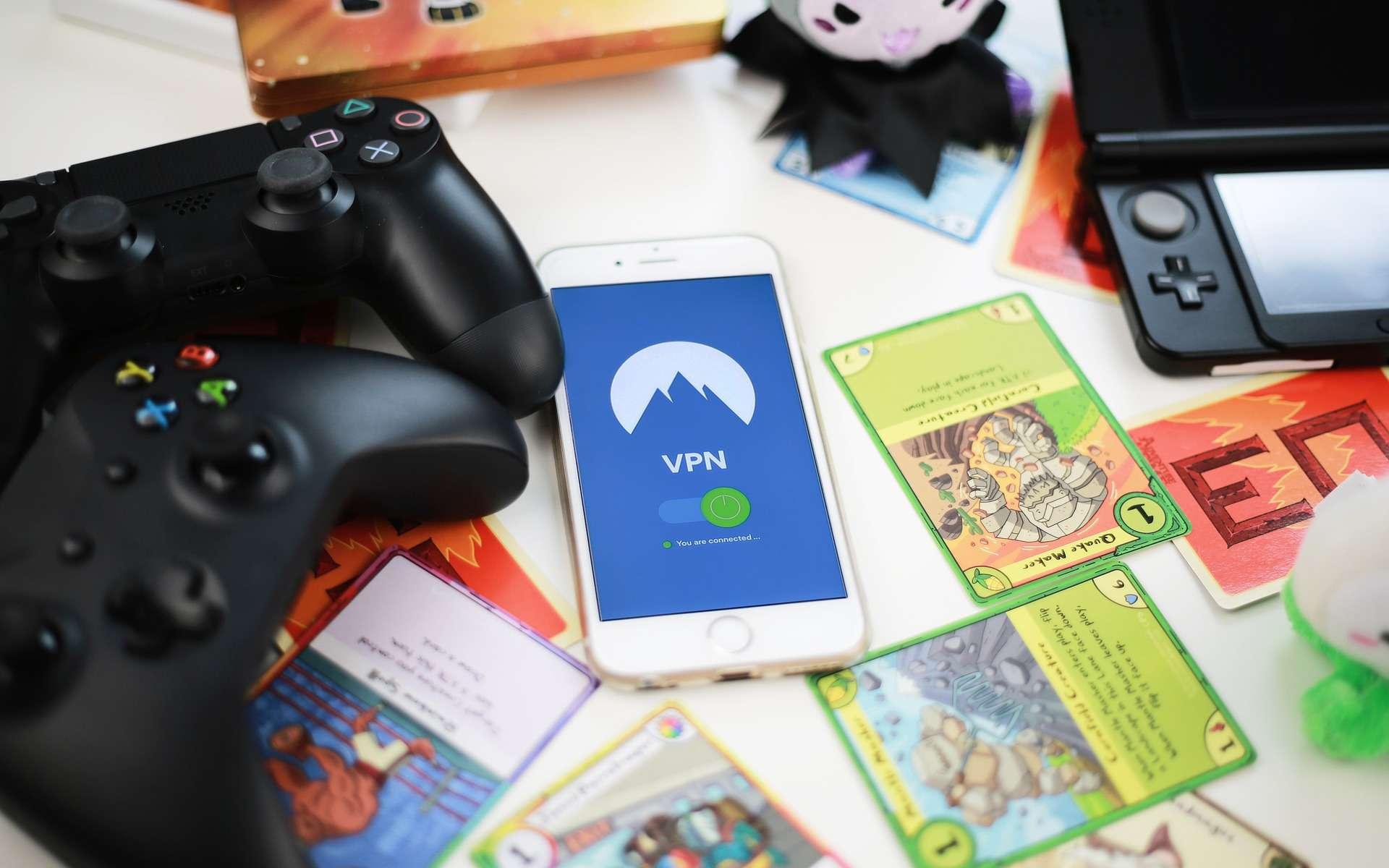 Comment installer NordVPN sur sa console de jeux ?© Stefan Coders, pixabay.com