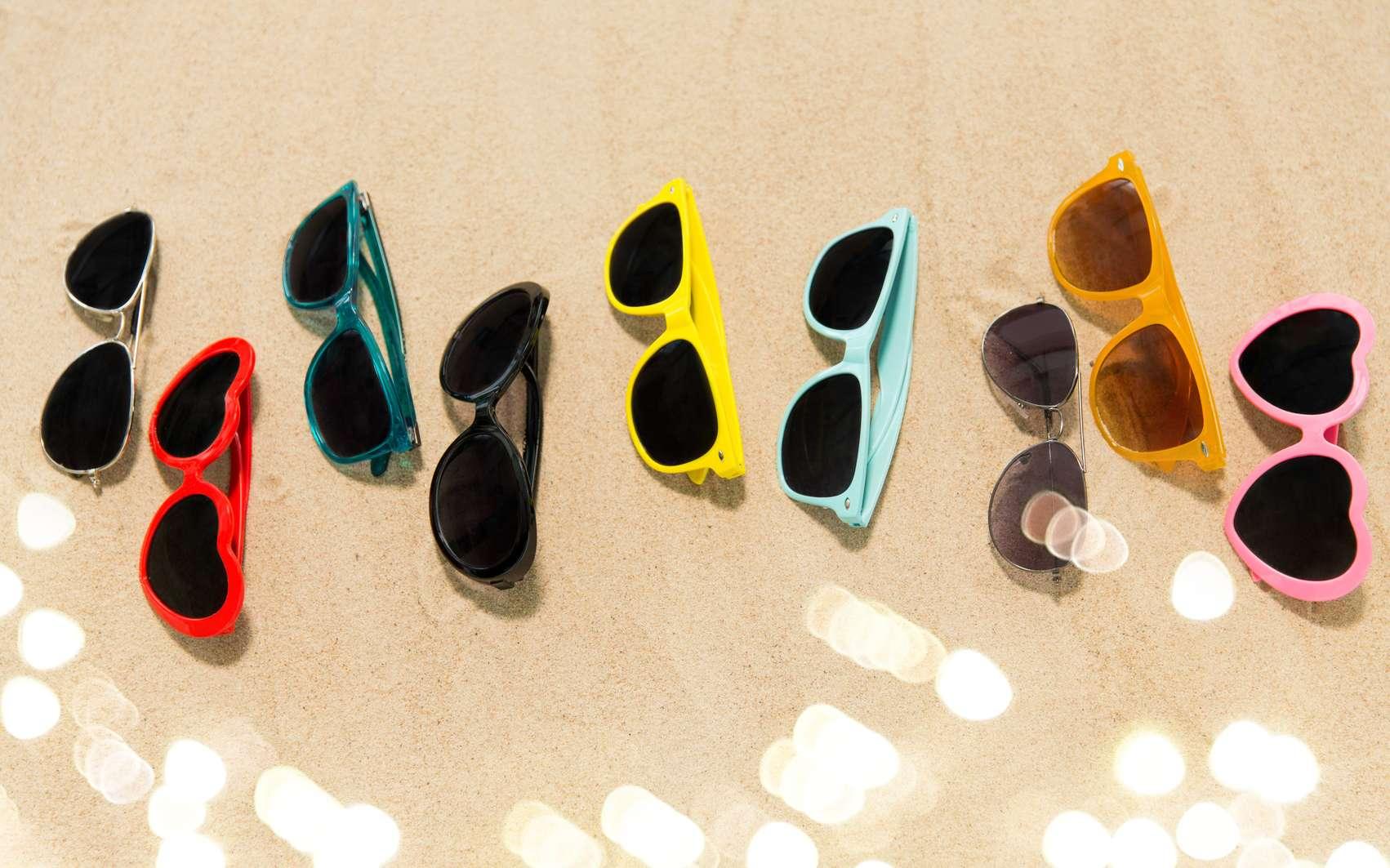Forme, indice de protection, couleur… Comment choisir ses lunettes de soleil ? © Syda Productions, Fotolia