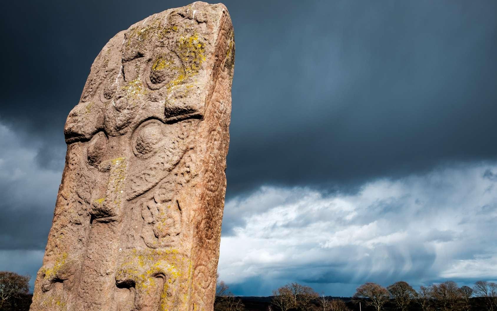 Un signe distinctif entre les Gaulois et les Celtes : la croix celtique diffère du crucifix. © Stuart, Fotolia