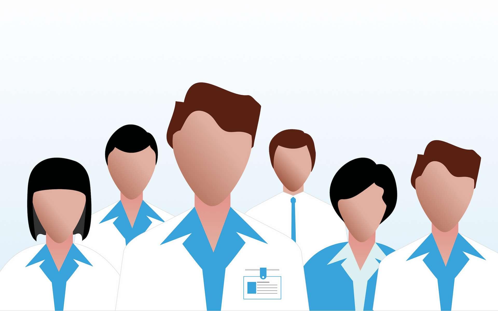 Les chercheurs les plus cités par leur pairs sont majoritairement américains. © xyz+, Adobe Stock