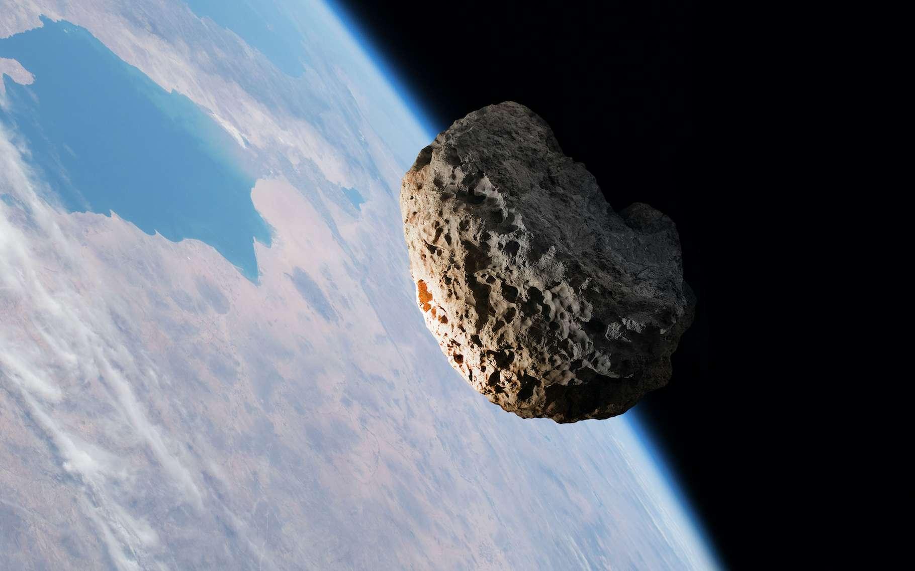 Une deuxième mini-lune découverte autour de la Terre