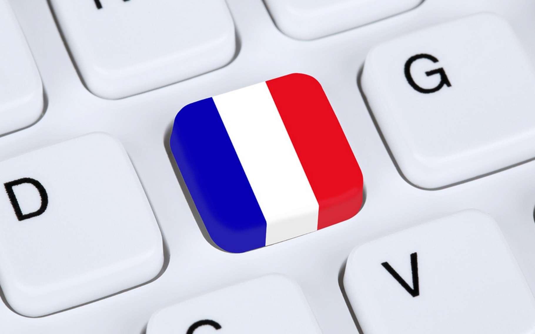 Le clavier Azerty qui est utilisé en France depuis plus d'un siècle n'a jamais fait l'objet d'une norme. © Afnor