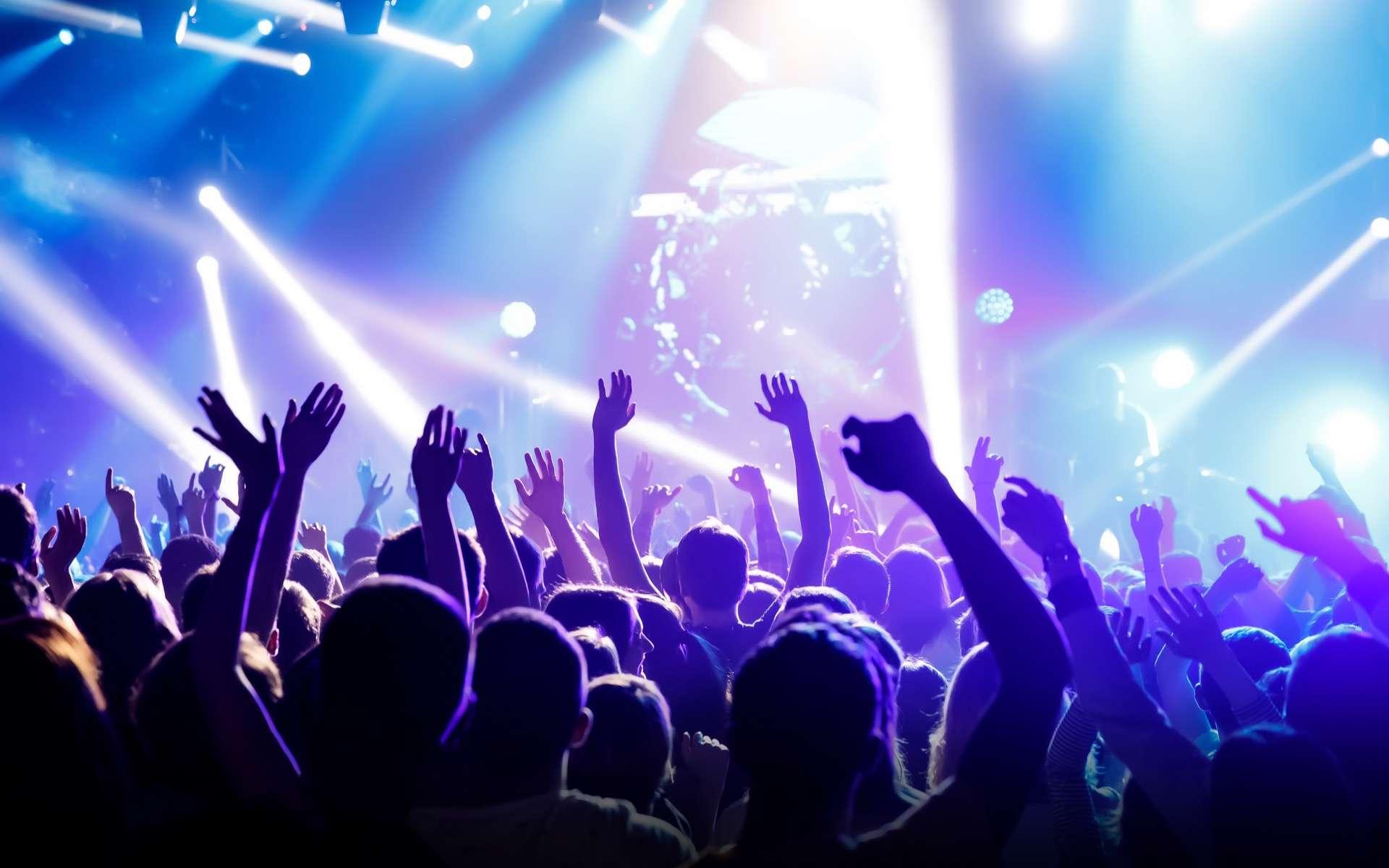 Les organisateurs du concert-test, à Barcelone, voulaient prouver que bien, encadrée, l'expérience d'un tel événement est possible malgré la Covid-19. © 9parusnikov , Adobe Stock