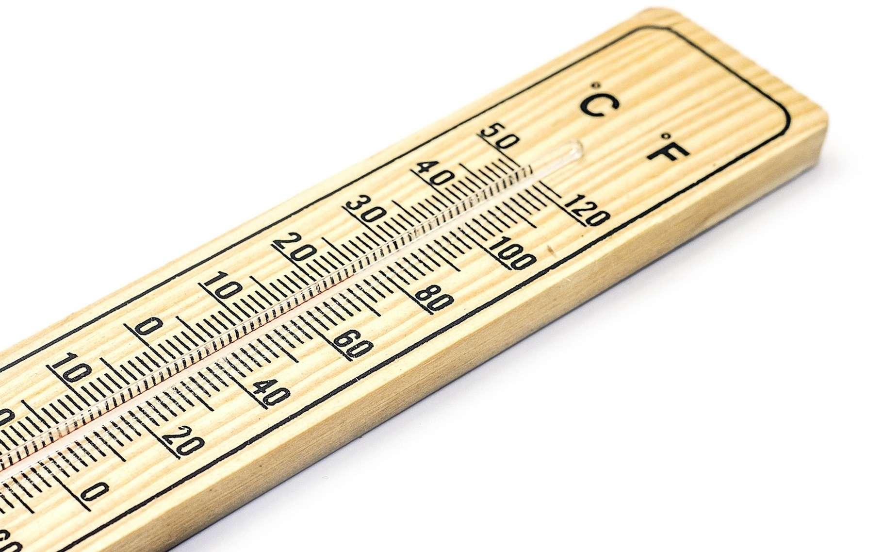 Un thermomètre sert tout simplement à mesurer et à indiquer la température. © Chillsoffear, Pixabay, DP