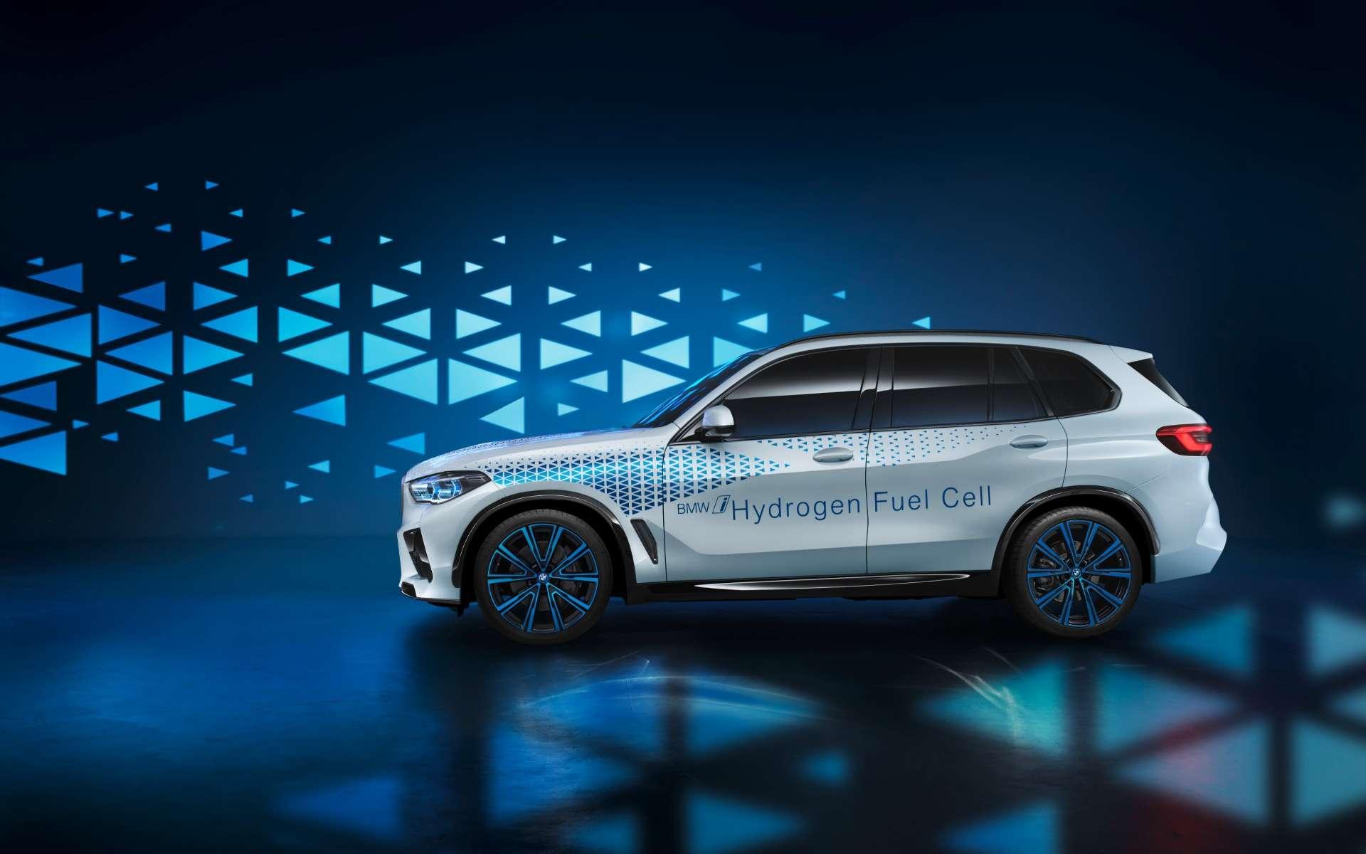 Salon de Francfort 2019 : une BMW i Hydrogen Next comme alternative au 100 % électrique