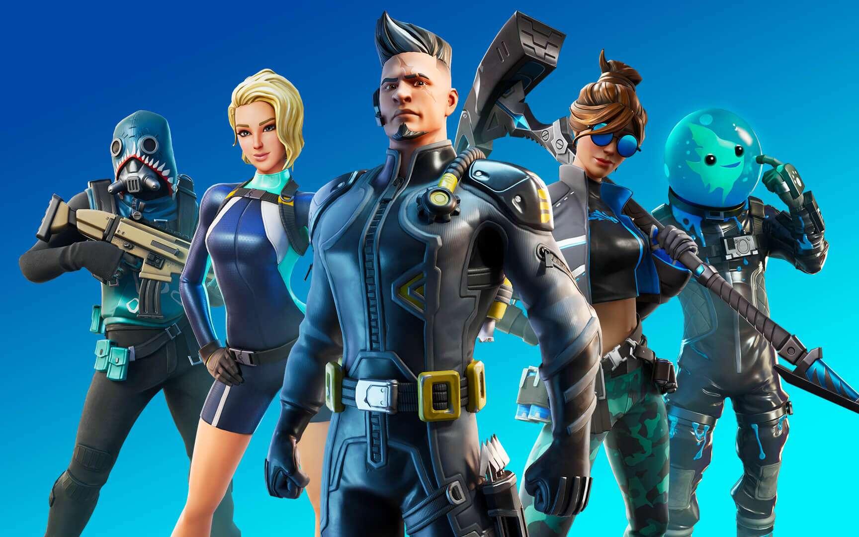 Le jeu-service (game as a service en anglais ou GAAS) révolutionne l'industrie du jeu vidéo. © Epic Games