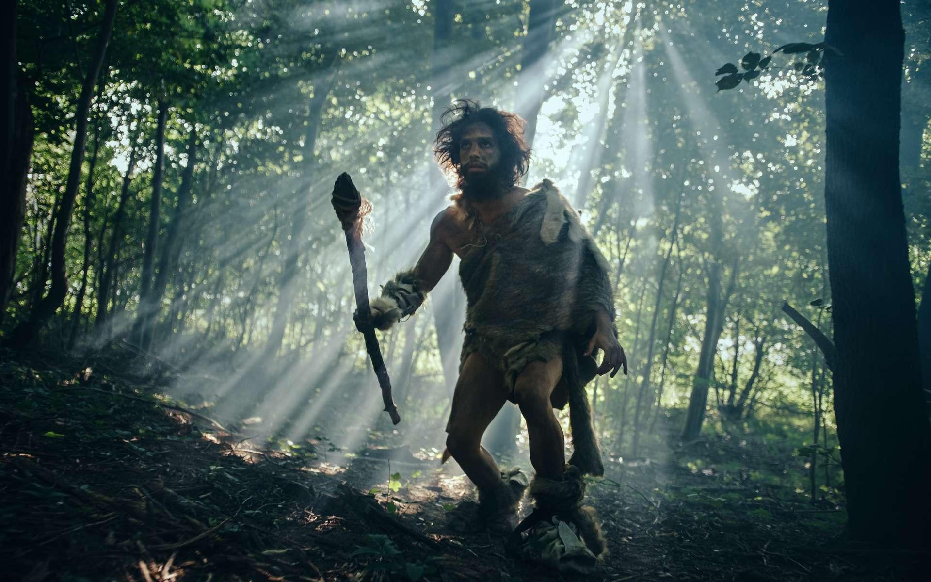 Nos ancêtres affamaient les carnivores en volant leurs proies. © Gorodenkoff, Adobe Stock
