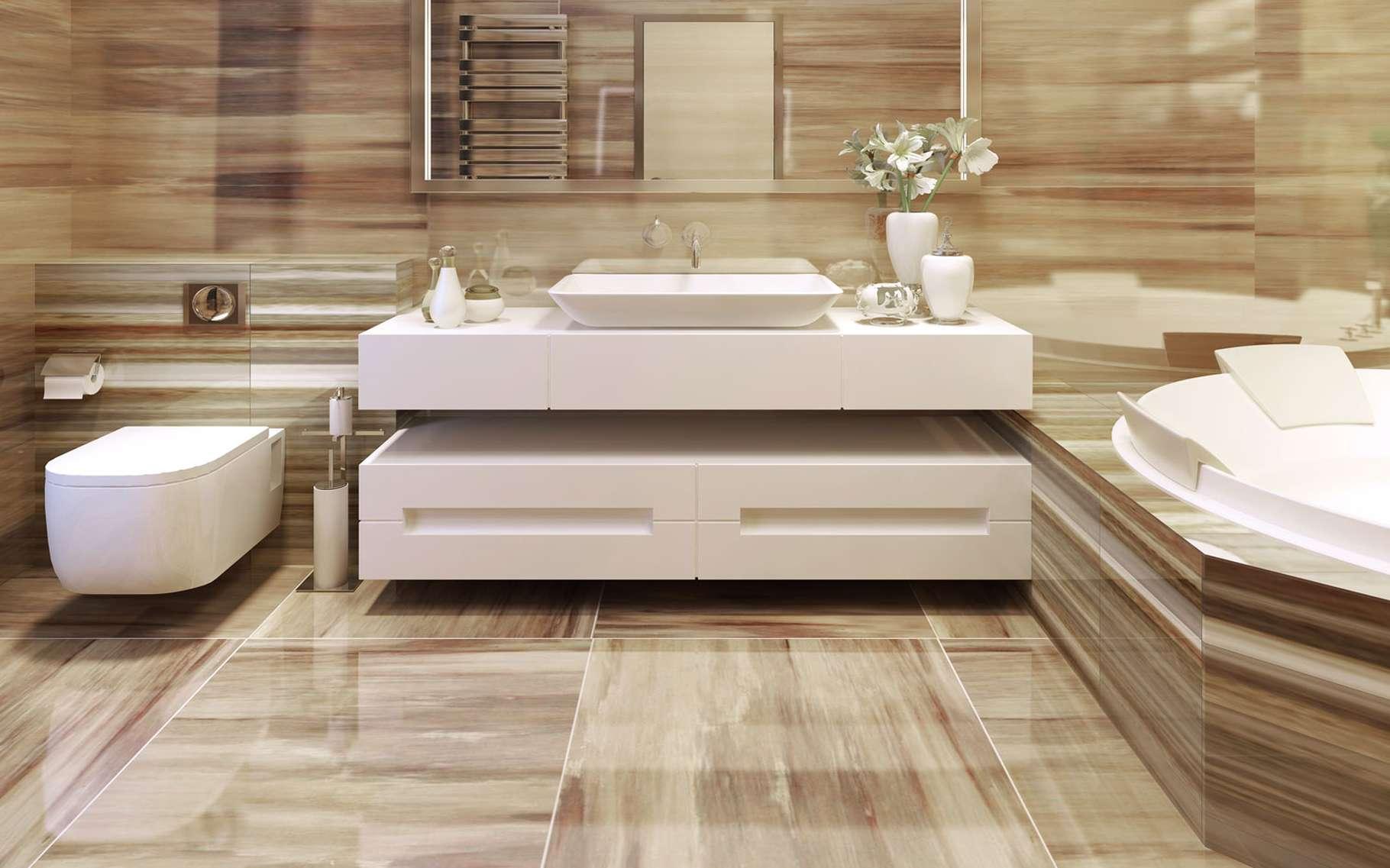 Comment Nettoyer Une Baignoire En Fonte Émaillée rénover sa salle de bain étape par étape   dossier