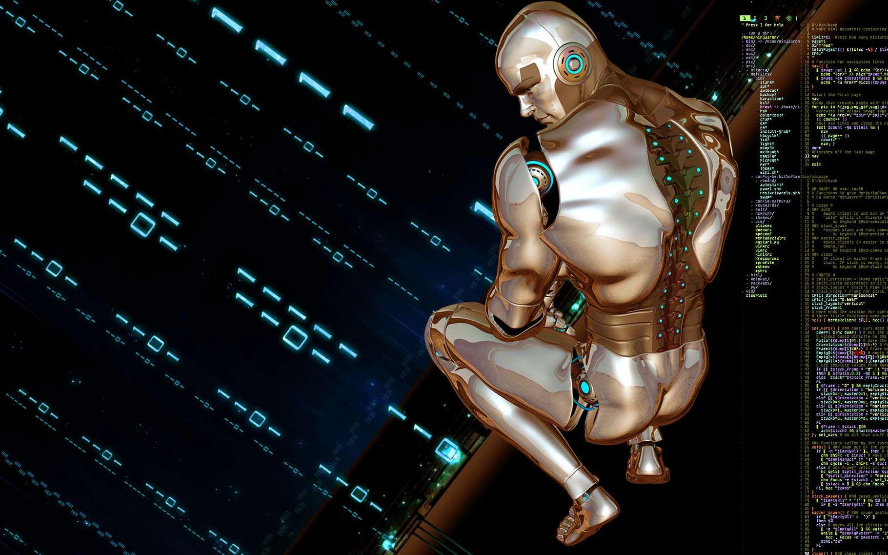 Comment mieux s'initier à la robotique qu'en fabriquant soi-même un robot ? © DR