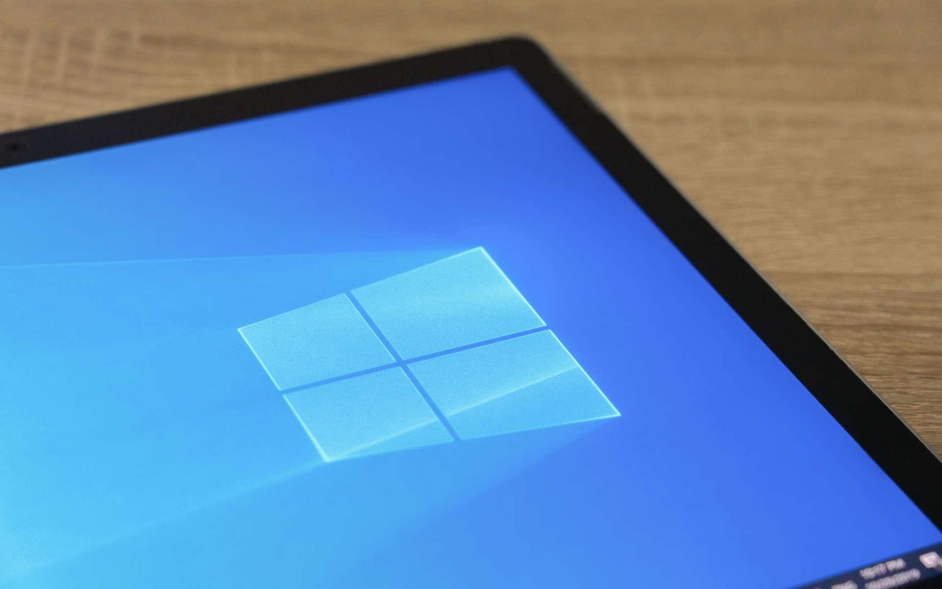 L'avenir de Windows 10 sera la simplicité et le minimalisme. © Charnsitr, Adobe Stock