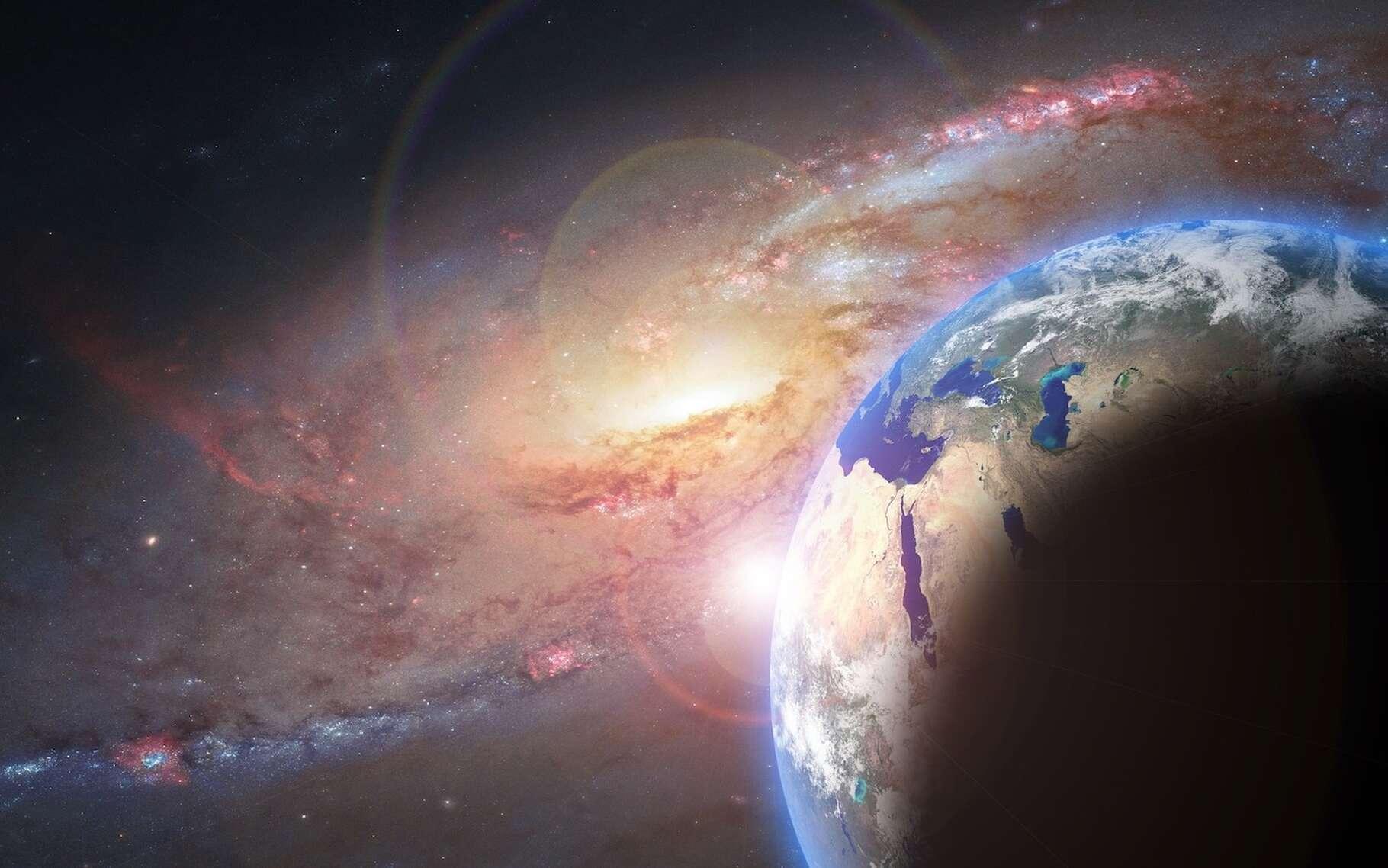 Si la Terre s'arrêtait de tourner, les conséquences seraient catastrophiques pour les êtres humains. Heureusement, la Nasa estime que cela ne risque pas d'arriver. © GuillaumePreat, Pixabay License