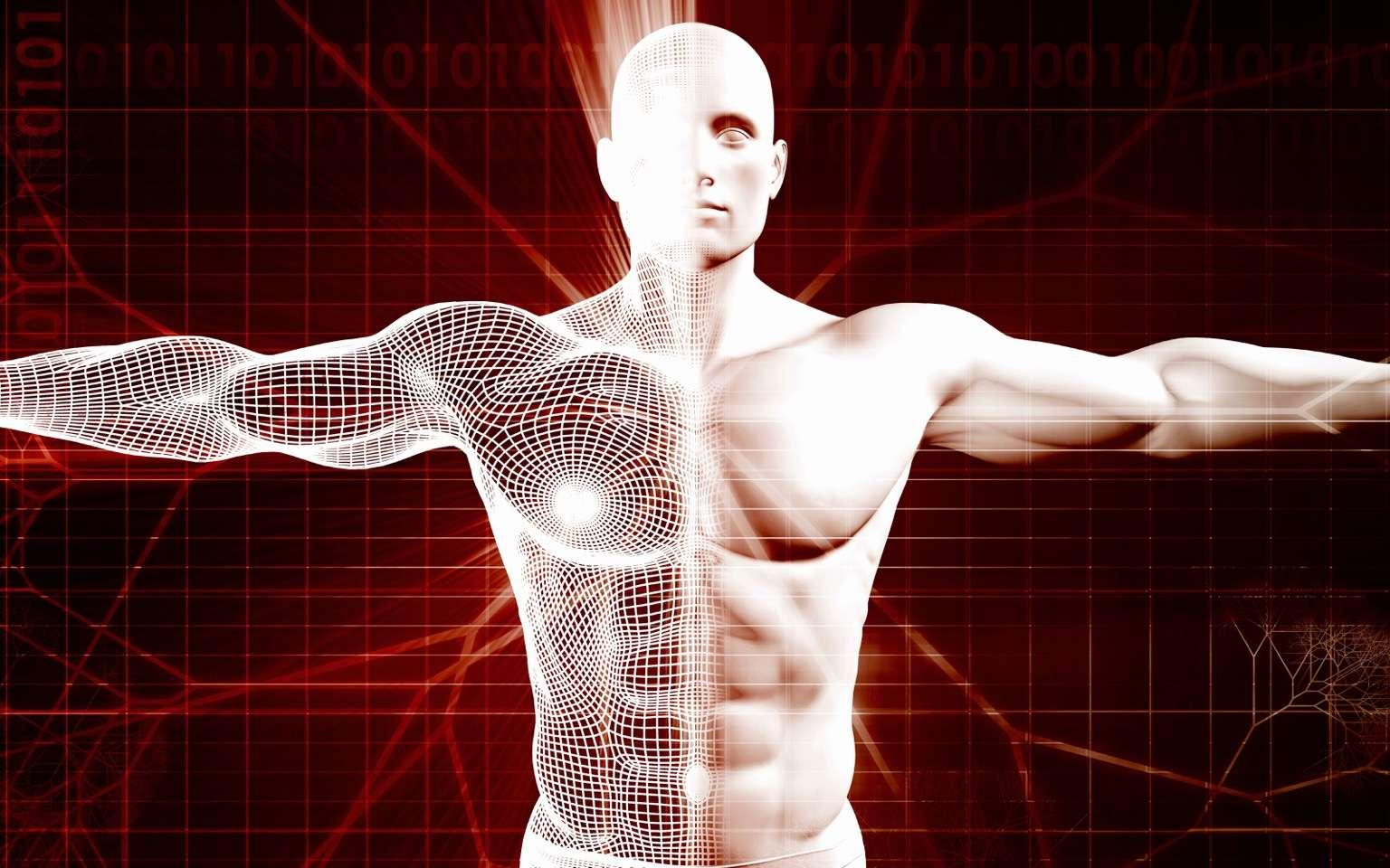 Les avatars numériques ne sont plus de la science-fiction et sont l'avenir de la médecine. © Kentoh, Adobe Stock
