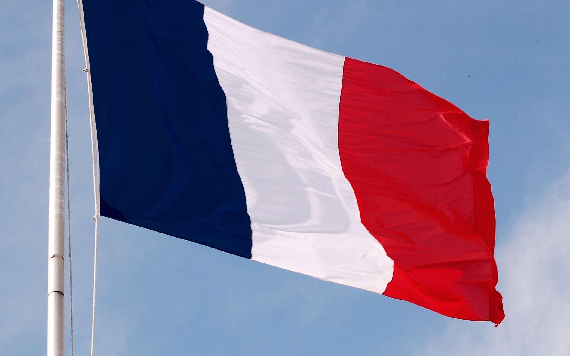 L'origine du drapeau français remonte à la Révolution de 1789. © Wox-globe-trotter, Wikimedia Commons, Domaine public