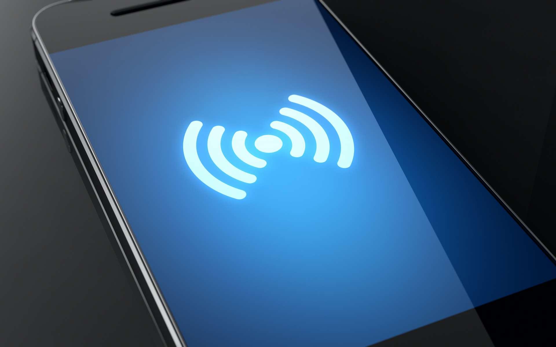 Les smartphones émettent plus ou moins d'ondes selon les modèles. © Cliparéa.com, Adobe Stock