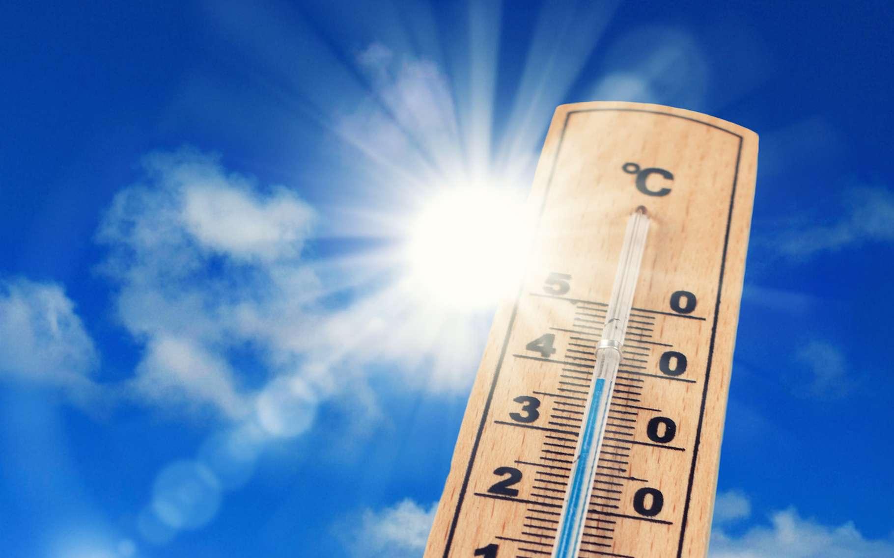 Depuis 30 ans déjà, les jours de fortes chaleurs sont en hausse en France. D'ici 2050, notre pays devrait subir quelque cinq jours de canicule en plus par an. Une conséquence du réchauffement climatique en cours. © Jenny Sturm, Fotolia