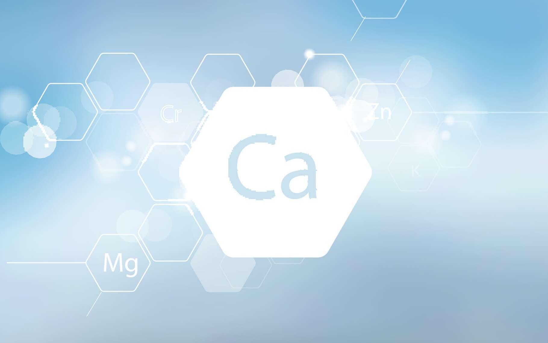 Le plus petit moteur du monde est constitué d'un ion 40Ca+. © alfaolga, Fotolia