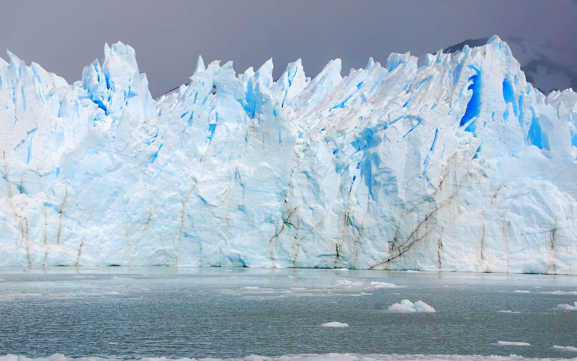 Des glaces en Antarctique. © shutterstock
