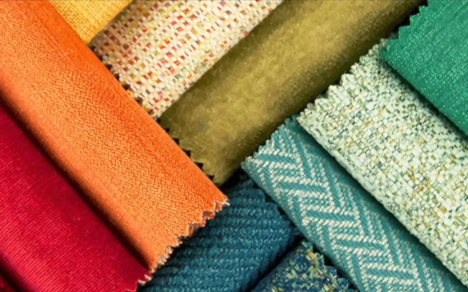 Capacitivo est un tissu intelligent capable de reconnaître les objets posés dessus. © Microsoft