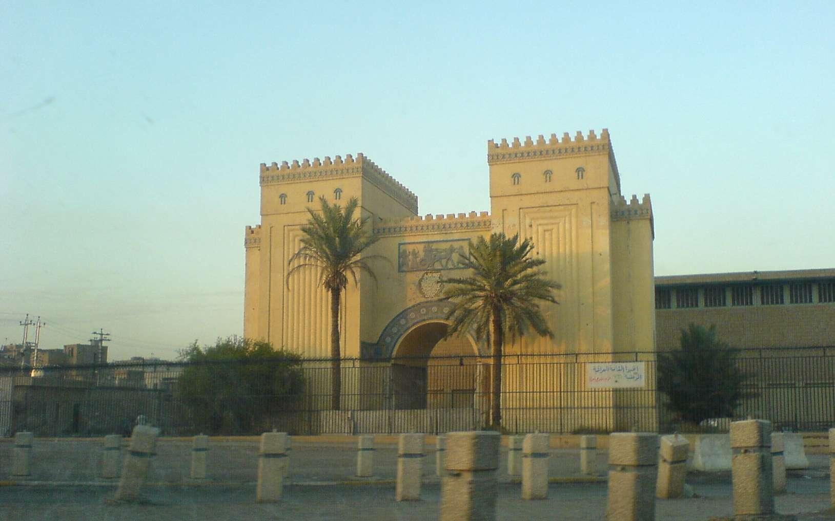 Le Musée national d'Irak abrite les merveilles des civilisations mésopotamiennes. © Licence Commons/Alexknight12