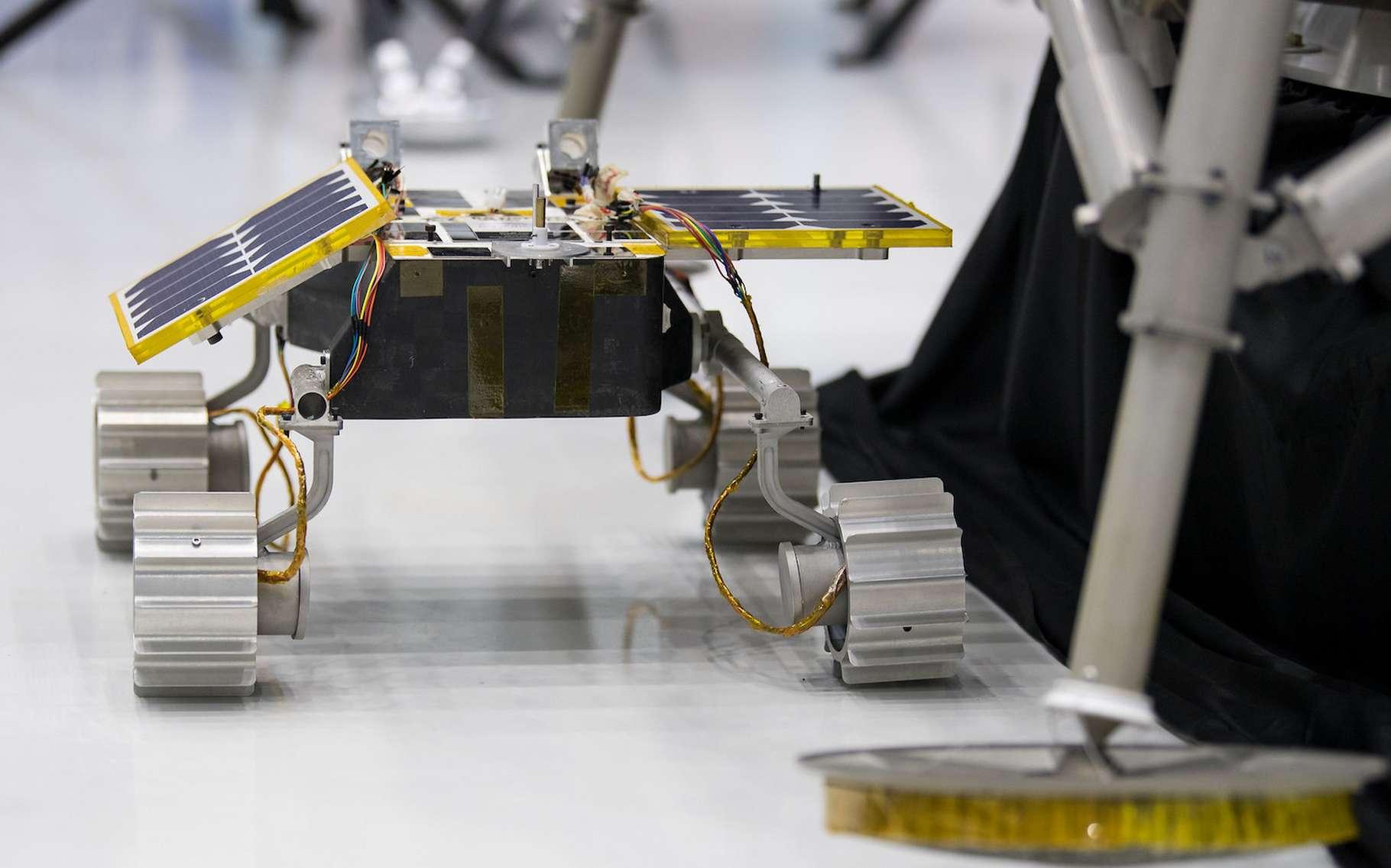La Nasa a sélectionné les trois sociétés qui emporteront du matériel scientifique sur notre satellite naturel dès 2020 pour préparer le retour de l'Homme sur la Lune. © Nasa, Flickr, CC by -NC-ND 2.0