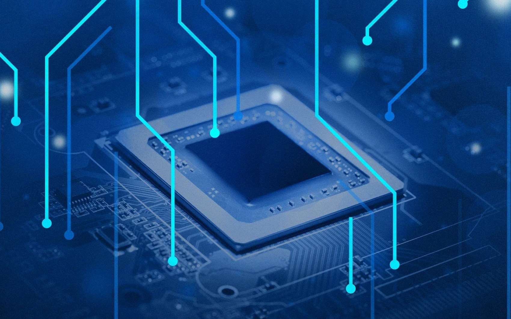 Le processeur est chargé de l'exécution des instructions des différents programmes. © Pixabay.com