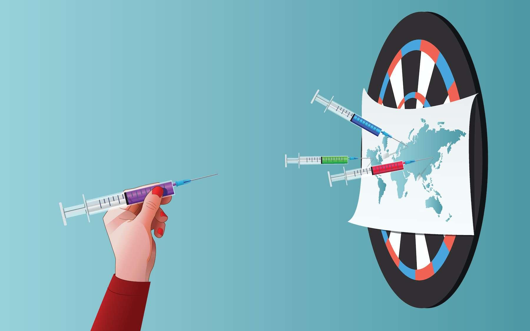 Quels pays vaccinent le plus leur population ? © Evgeniy, Adobe Stock