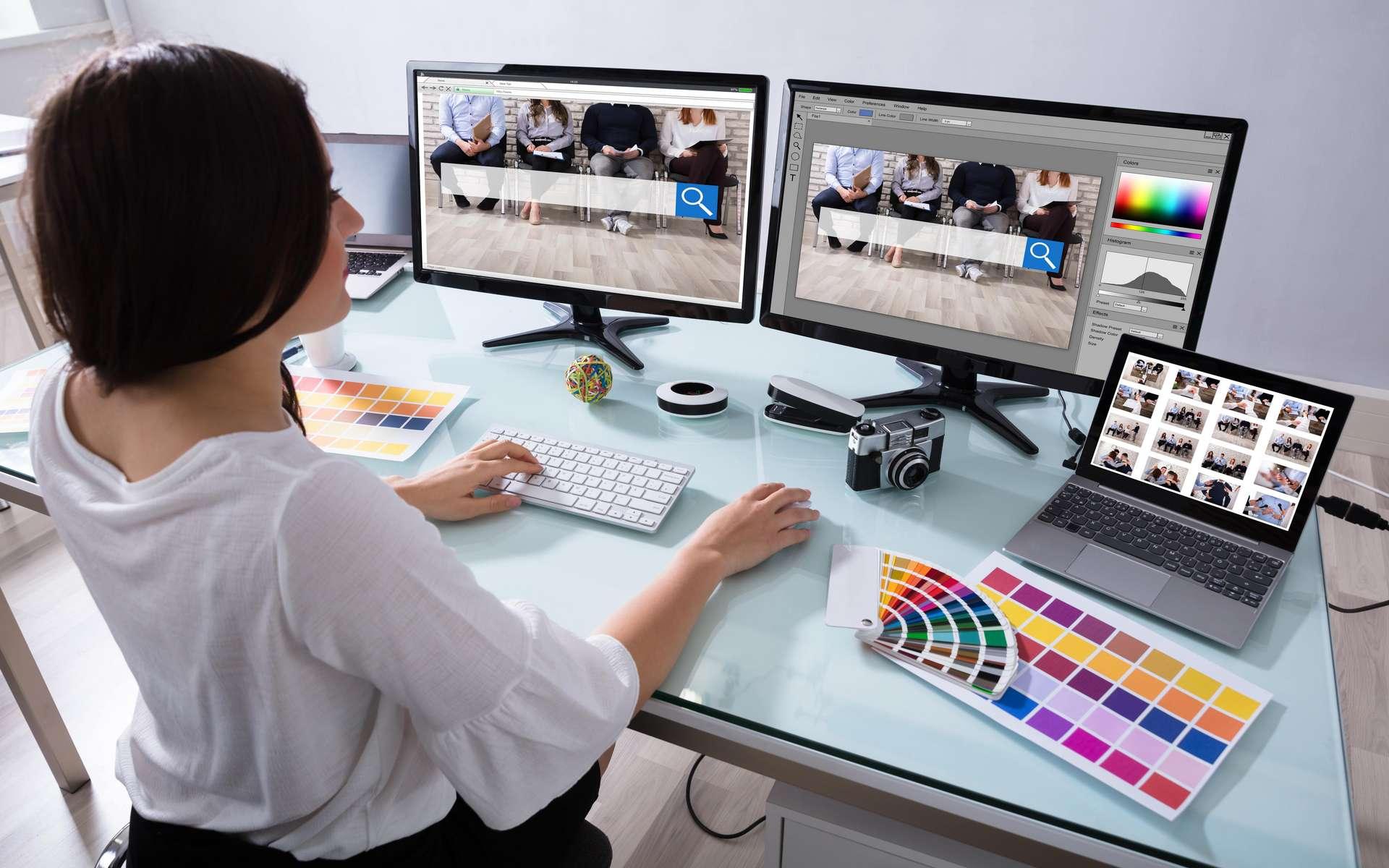 Formation Udemy : devenir Web Designer © Andrey Popov, Adobe Stock
