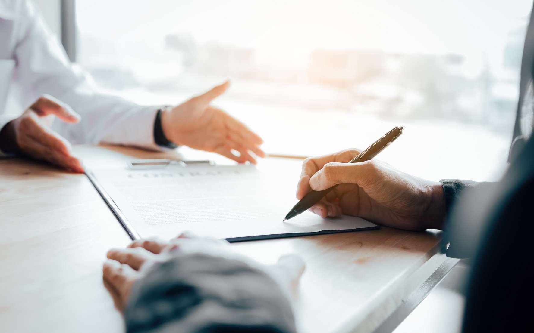 L'assurance de prêt est un sujet qui demande une attention particulière dans la bonne exécution du contrat. @ Wutzkoh