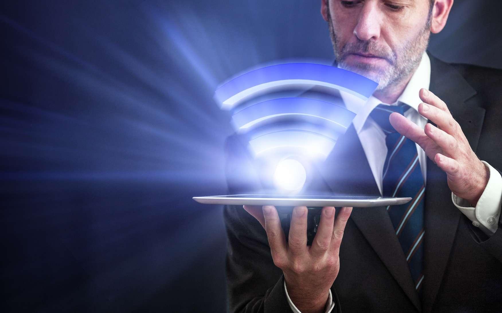 Le principe de fonctionnement du Li-Fi remonte à Alexander Graham Bell. C'est toutefois l'éclairage Led qui a permis l'essor de cette technologie. © AA+W, fotolia