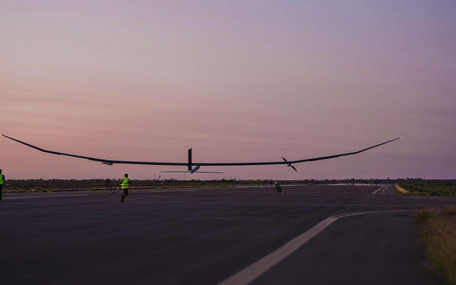 Le drone solaire Phasa-35 de BAE Systems. © BAE Systems