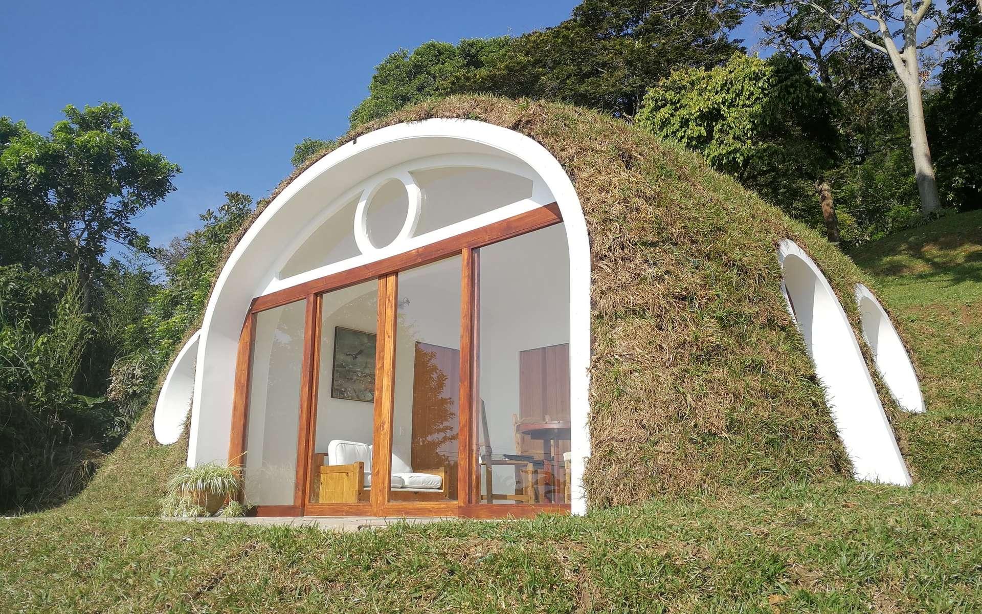 Confortables, moins chères et autonomes en énergie, les micromaisons constituent l'habitat de demain. © Biotekt