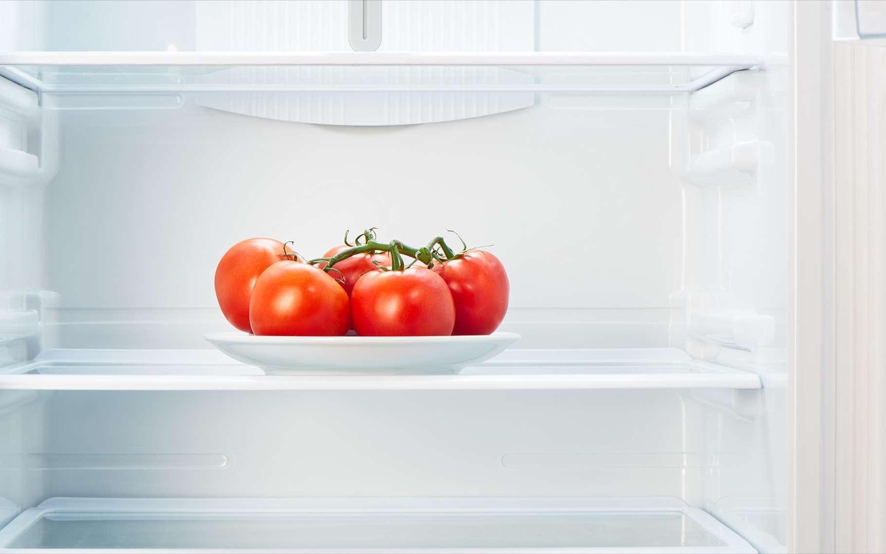 La tomate perd de ses arômes au réfrigérateur. © Andrew Rafalsky, Shutterstock