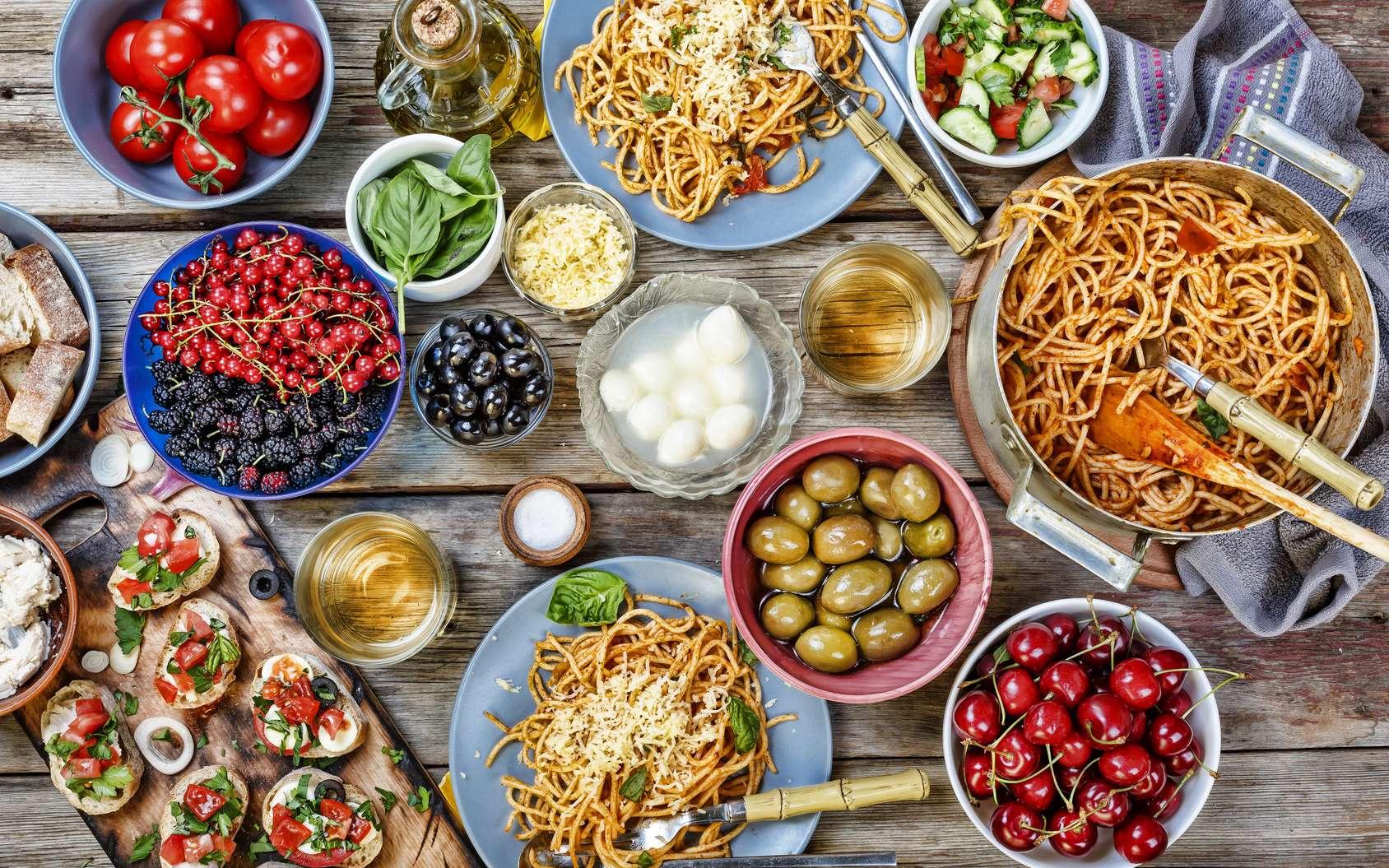 Le marketing fait passer certains aliments comme diététiques, ce qui n'est pas toujours le cas. © gannamartysheva, Fotolia