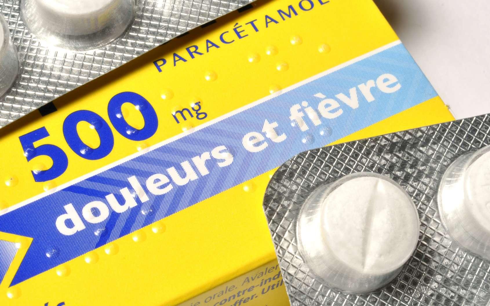 Même à dose modérée, le paracétamol peut s'avérer toxique. © Olivier Dirson, Fotolia