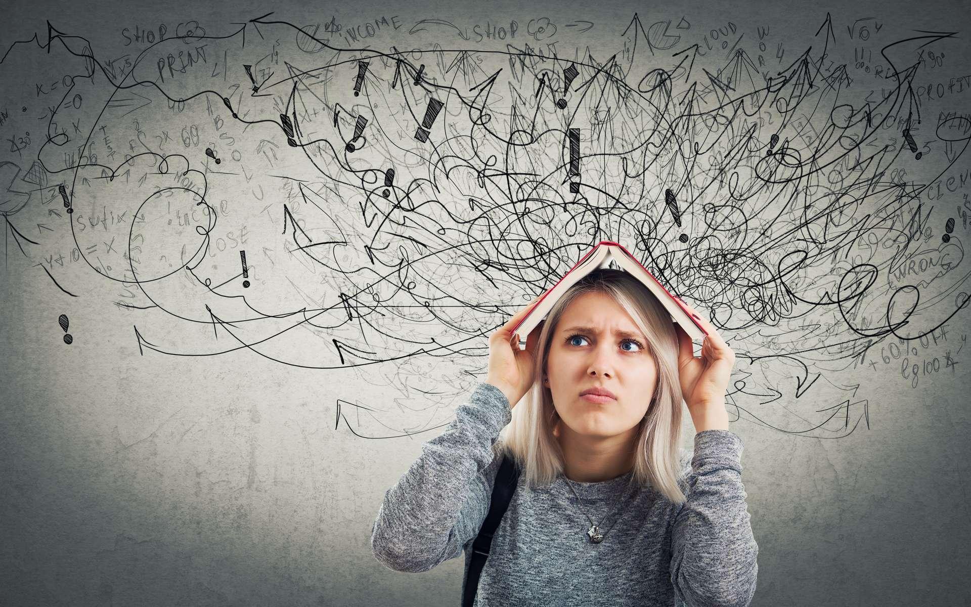 Pensées négatives : un facteur de risque de démence ? © 1STunningART, Adobe Stock
