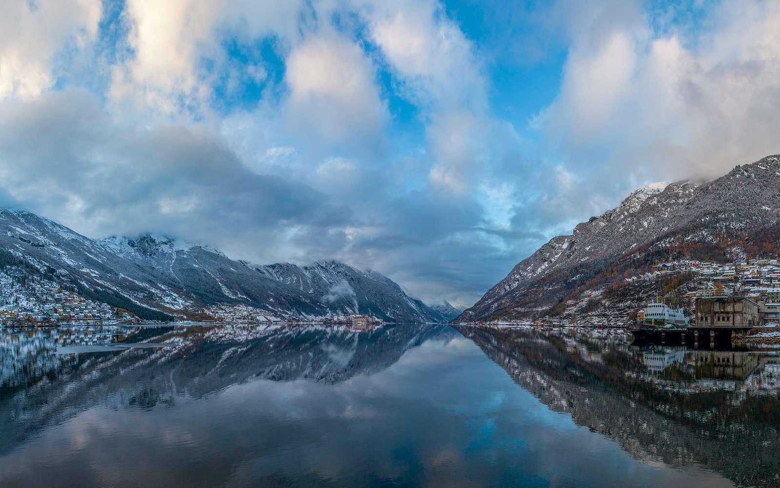 L'hiver boréal et l'été austral naissent d'un solstice. © Dag Endre Opedal Flickr CC by 2.0