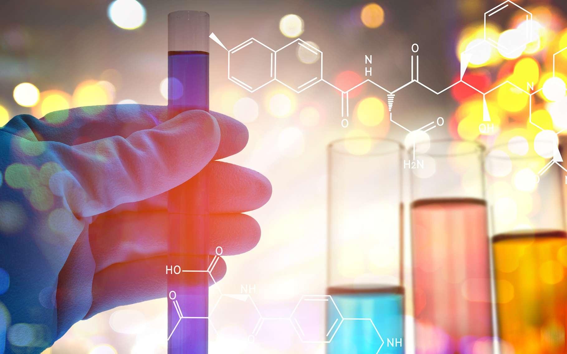 Le nombre d'Avogadro est essentiel en chimie. © Deliverance, Shutterstock